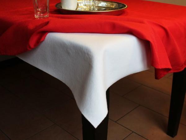 Tischmolton Tisch-Pad Moll, 100 x 100
